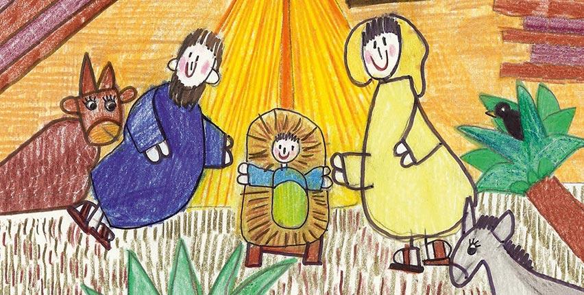 Buon Natale Per Bambini.Auguri Di Buon Natale A Tutti I Bambini E Alle Loro Famiglie E